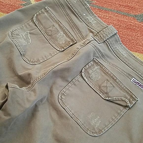 Hint Denim - Hint brown jeans